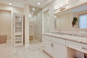 Custom Master Bathrooms bathrooms – green pro home